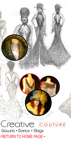 Colombe Creative Couture